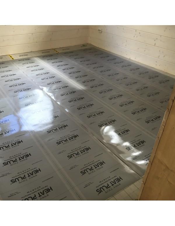 HEAT PLUS Комплект отопительной пленки 1 м²